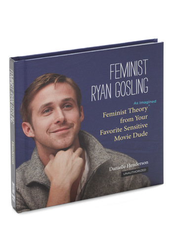 Feminist Ryan Gosling - Multi, Dorm Decor, Quirky, Good, Valentine's, Gals, Top Rated, Under $20