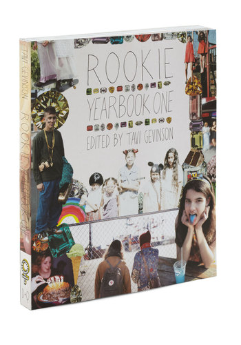 Rookie Yearbook One - Multi, Vintage Inspired, Handmade & DIY, Statement, Scholastic/Collegiate