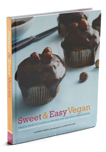Sweet & Easy Vegan by Chronicle Books - Holiday Sale