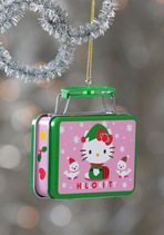 Something to Tidings You Over Ornament in Hello Kitty