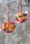 Be Grill My Heart Ornament - Quirky, Multi, Holiday