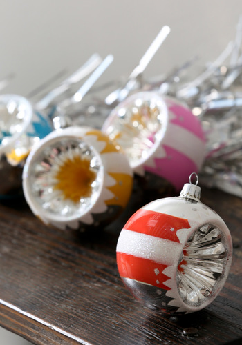 Fun for Your Fir Ornament Set - Multi, Vintage Inspired, Holiday