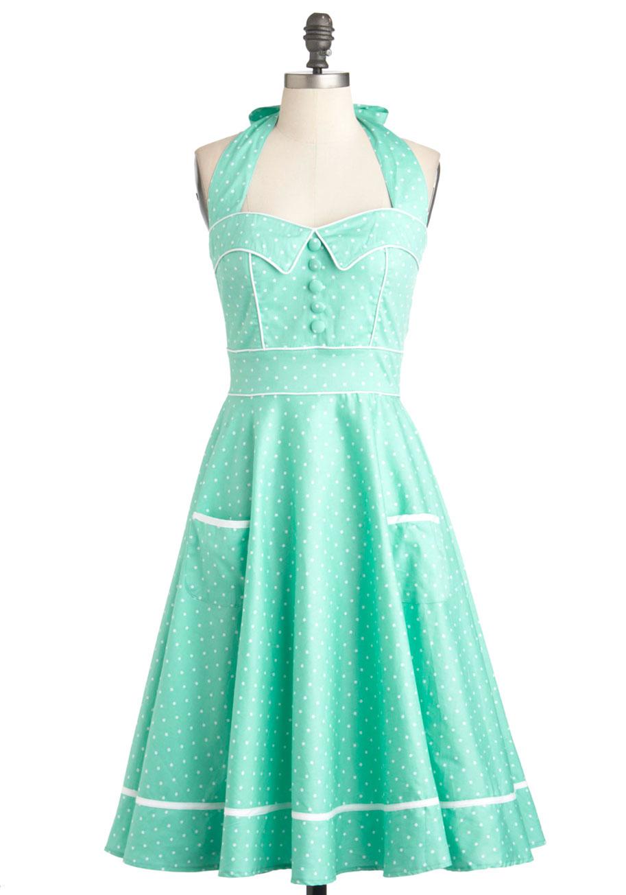 VINTAGE DRESSES - Tamunsa Delen