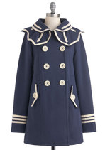 Ships of the Trade Coat