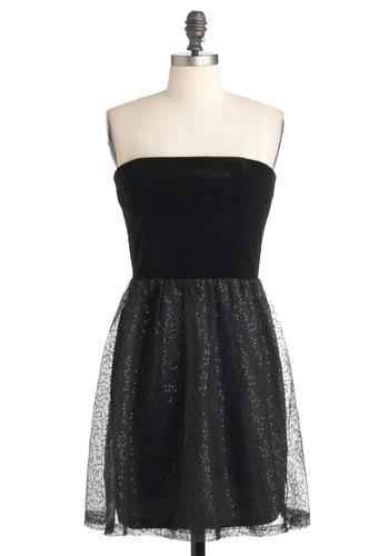 Waxing Elegant Dress