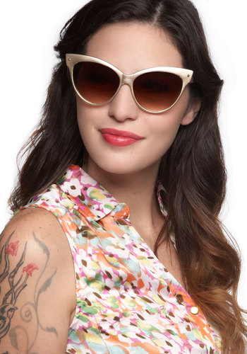 Hollywood If I Could Sunglasses - Red, Purple, Solid, Vintage Inspired, 50s, Beach/Resort, Variation, Spring, Summer, Top Rated