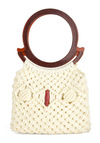 Vintage Hoot Your Own Horn Handbag