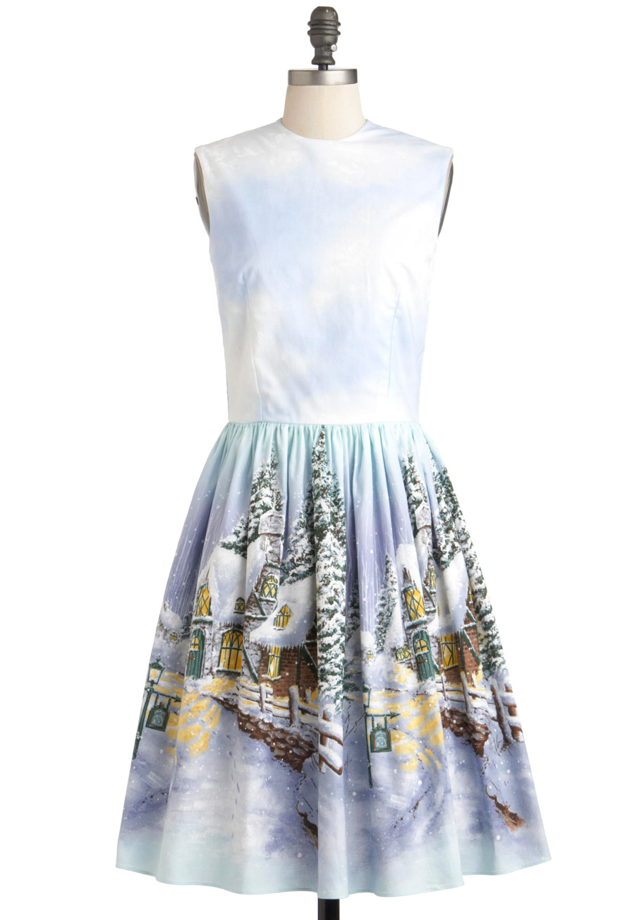 Bernie Dexter It's A Wonderful Life Dress from Modcloth