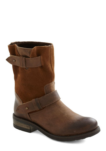 Country to City Boot by Miz Mooz - Low, Leather, Brown, Rustic, Casual, Fall, Winter