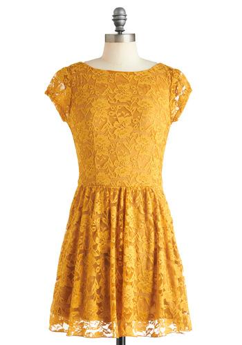 Roadside Poppy Dress