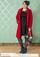 Lauren Moffatt Cardinal Games Coat