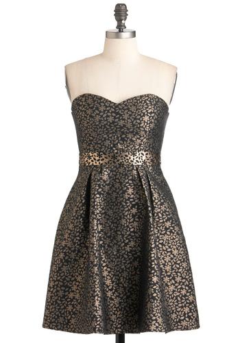 Goldleaf Glamour Dress
