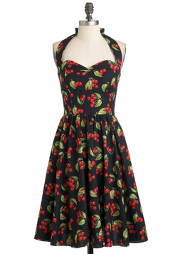 Hide in the Cherry Tree Dress