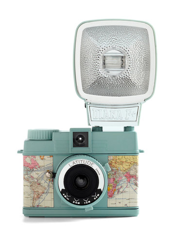 Diana Mini in Latitude by Lomography - Multi, Travel, Vintage Inspired, Graduation