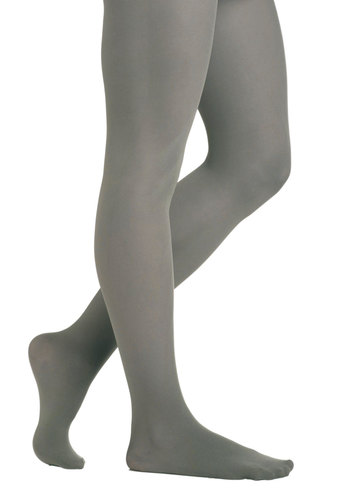 Layer It On Tights in Pewter - Grey, Solid, Holiday Sale, Variation, Basic, Fall, Gifts Sale