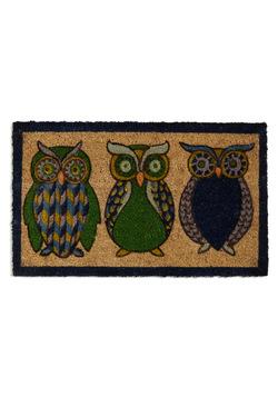 Owl the Better Doormat