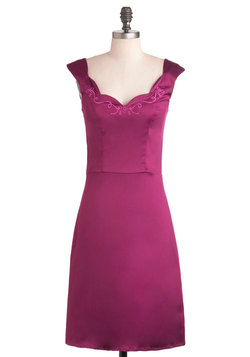 This Magenta Moment Dress