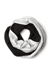 All-Encompassed Scarf - Black, White, Lace, Casual