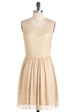 Wheatberry Beautiful Dress