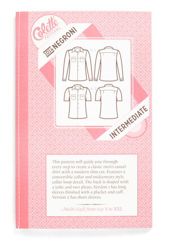 Feeling Tops Sewing Pattern - Pink, Vintage Inspired, Handmade & DIY