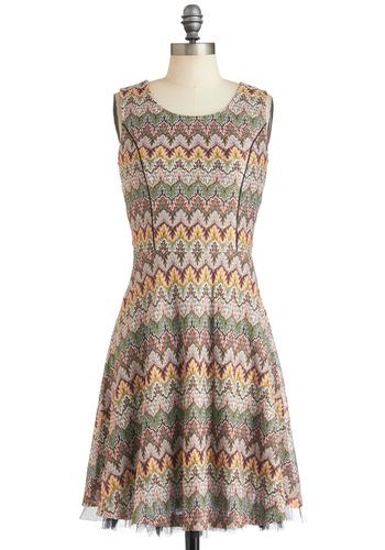 Free to Deciduous Dress