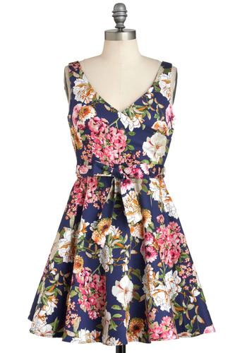 It's Bouquet with Me Dress