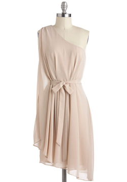 Champagne Soiree Dress