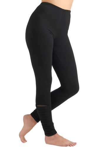 Fray Spirit Leggings by Effie's Heart - Black, Solid, Cutout, Casual, Urban, Skinny, Cotton