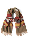 Pendleton Adventure Capital Scarf by Pendleton - Multi, Print, Rustic, Winter