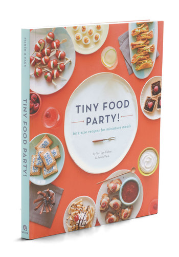 Tiny Food Party! - Multi, Dorm Decor, Handmade & DIY, Quirky