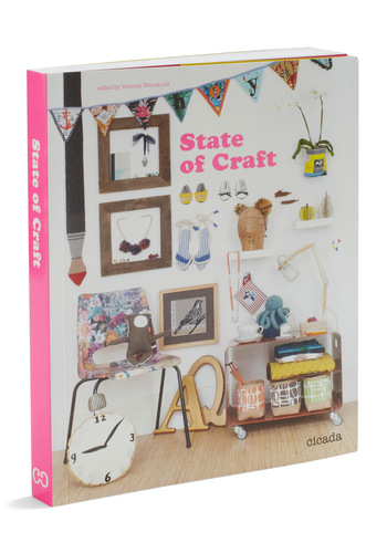 State of Craft - Multi, Vintage Inspired, Dorm Decor, Handmade & DIY