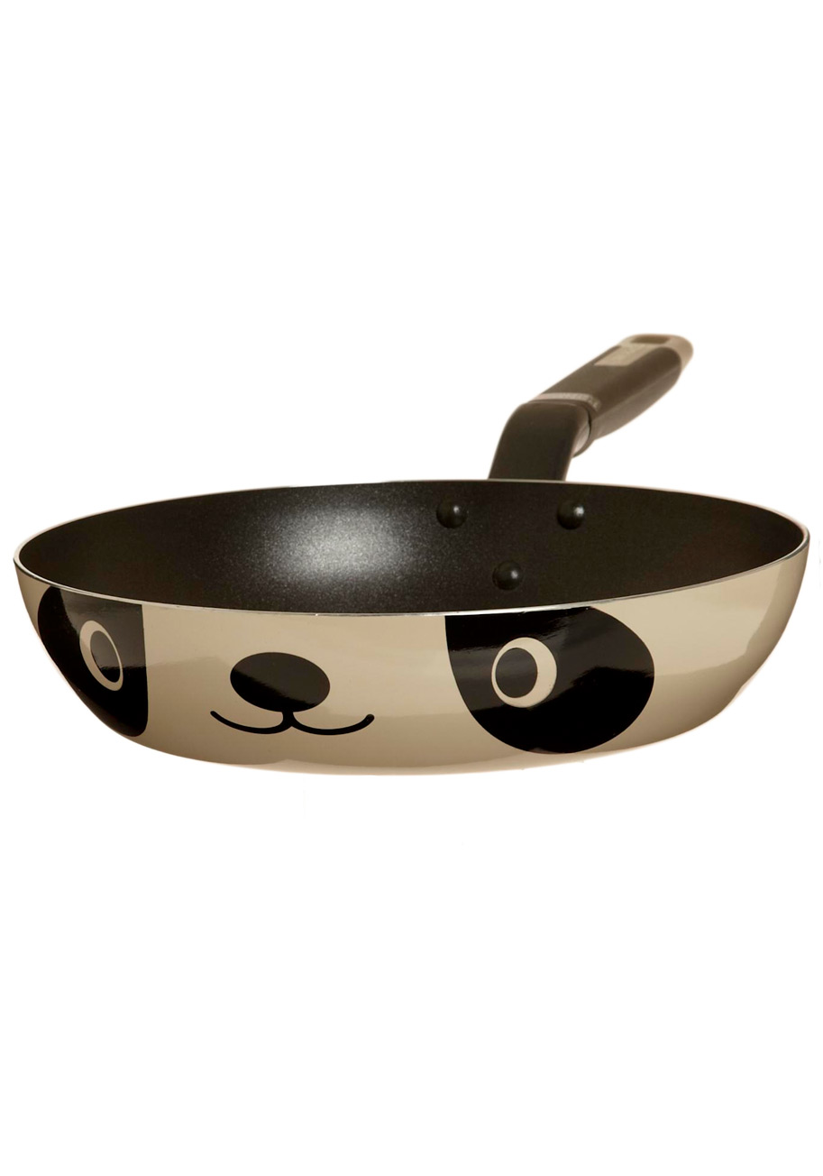 Frying Pan-da in Mama Bear | Mod Retro Vintage Kitchen | ModCloth.