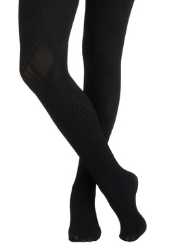 Line and Dine Tights