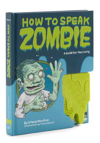 How to Speak Zombie by Chronicle Books - Good, Halloween, Sci-fi, Top Rated
