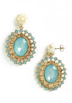 Reflecting Pool Earrings