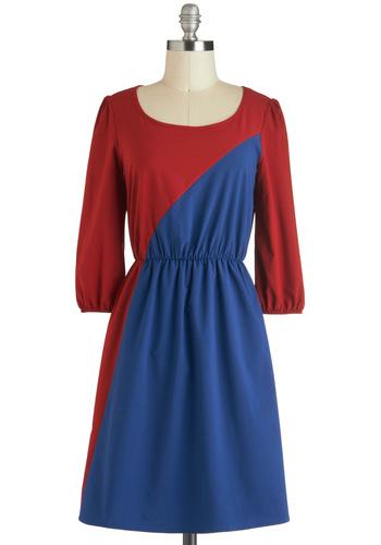 Favoritism for Minimalism Dress
