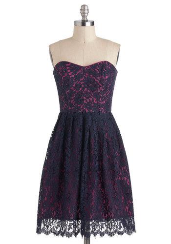 Blueberry Extraordinary Dress