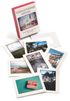 Kodachrome Notecards by Chronicle Books - Multi, Vintage Inspired, Travel