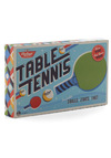 Ace of Baseline Table Tennis Set - Multi, Vintage Inspired, Dorm Decor, Tis the Season Sale