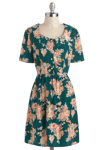 Heirlooms and Blooms Dress