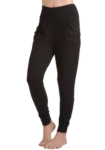 Studio Arts Scholar Leggings - Jersey, Black, Solid, Pockets, Casual, Skinny, 90s, Minimal, Travel