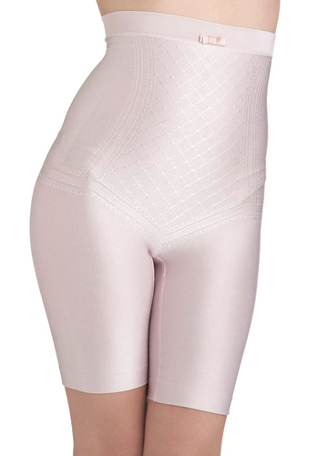 Haute of Office Contouring Shorts - Pink, Solid, Bows, Seamless, Pinup