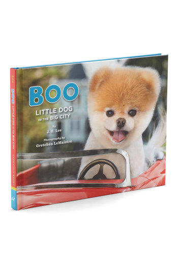 Boo - Little Dog in the Big City by Chronicle Books