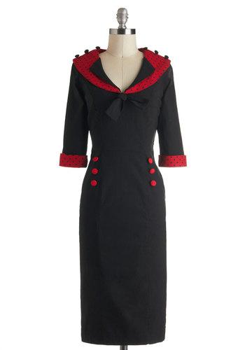 My Fair Ladybug Dress