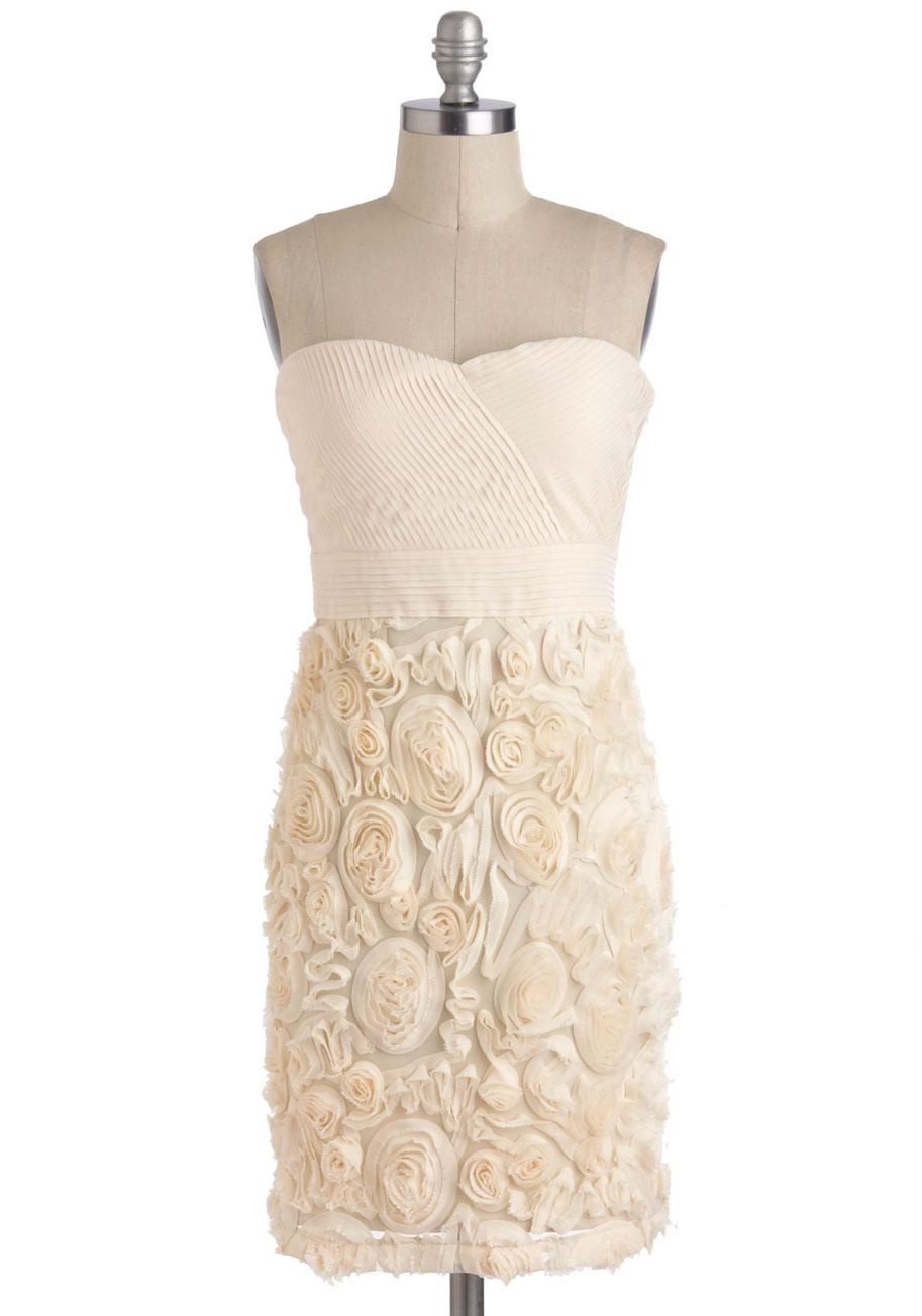 Vintage Cream Dresses  Cocktail Dresses 2016