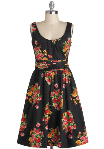Flower the Leader Dress