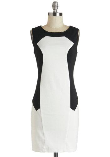 Minimalist Chic Dress