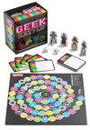 Geek Battle by Chronicle Books - Multi, Dorm Decor, Quirky, Scholastic/Collegiate, Good