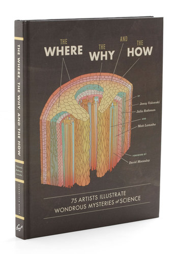 The Where, the Why, and the How by Chronicle Books - Multi, Travel