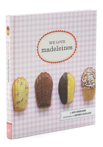 We Love Madeleines by Chronicle Books - Multi, Handmade & DIY